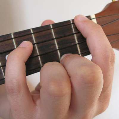 Ukulele Chords: Memorizing the Finger Placement