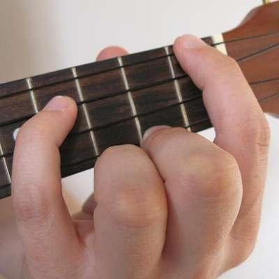 Ukulele Chords Memorizing The Finger Memrise