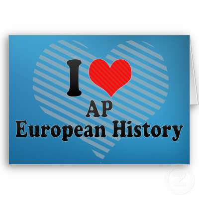 AP European History Vocabulary