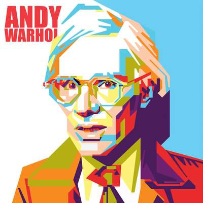Andy Warhol Quotes (No-Typing)