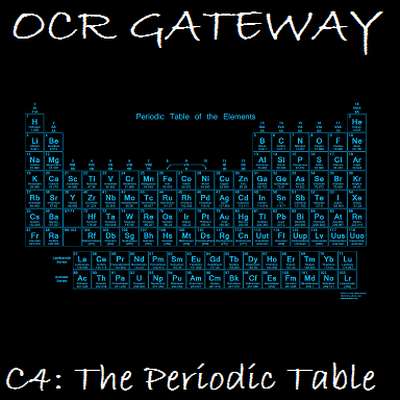 Ocr gateway module c4 the periodic t memrise ocr gateway module c4 the periodic table urtaz Gallery