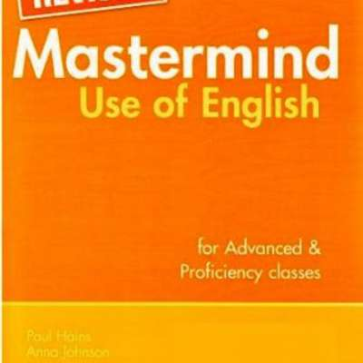 C1 - C2 Vocabulary (Mastermind Use of English)