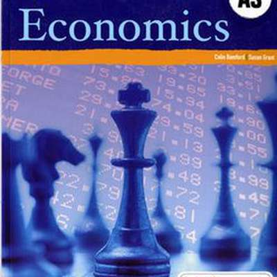 OCR AS Economics Definitions (F581, F582)