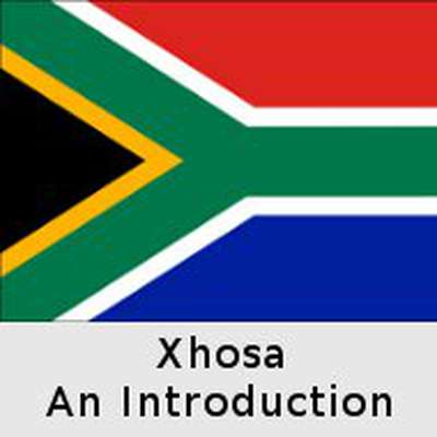Xhosa - an Intro