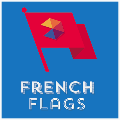 All French Region flags