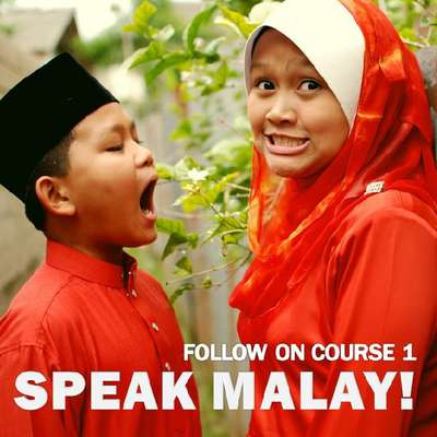 Speak Malay! Follow On 1