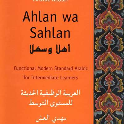 Which textbook for self-studying: Mastering Arabic or ...