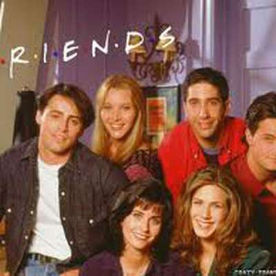 """Friends"" (TV Comedy)"