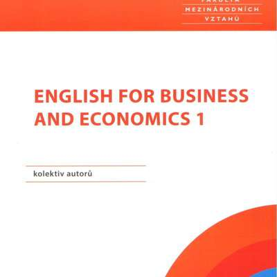 English for business and economics 1+2