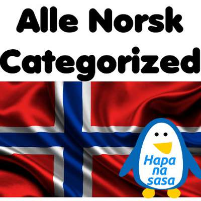 Alle Norsk Categorized