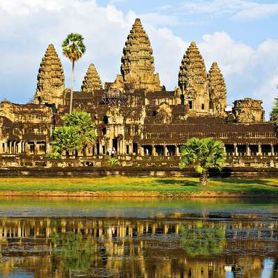 Khmer Vocabulary By Frequency (top 1000 words)