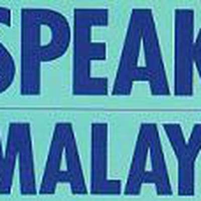 Speak Malay!