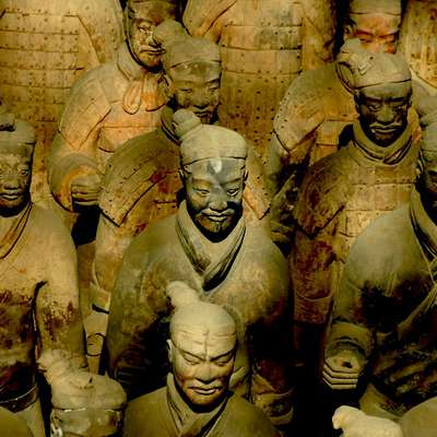 15 Giants of Chinese History