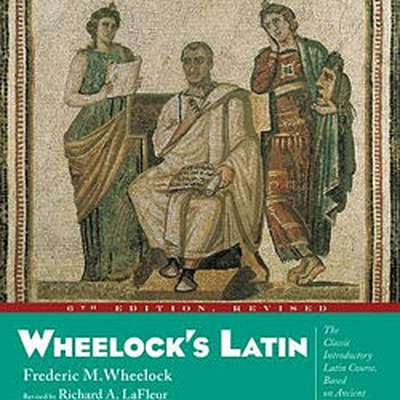 All vocab from Wheelock's Latin, with macrons