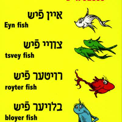 Yiddish 101