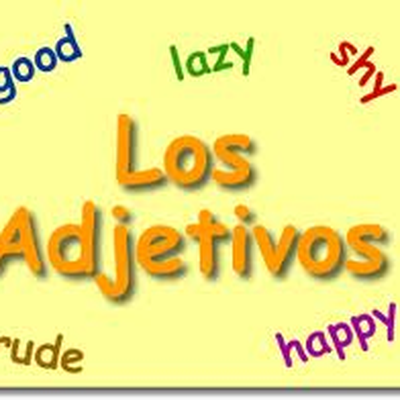 Adjectives in English // Adjetivos en Ingles