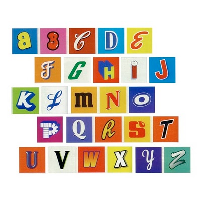 Letter Indices