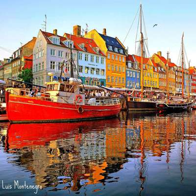 500 Most Common Danish Words
