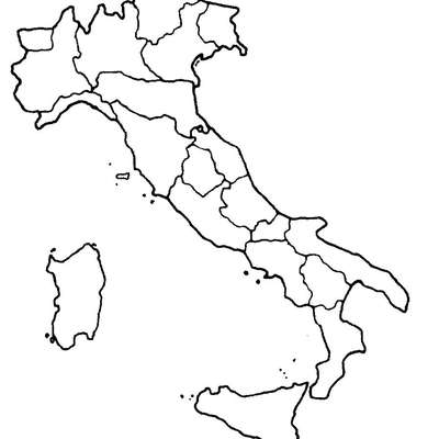 Map Of Italy Regions And Capitals.Regions And Regional Capitals Of Italy Memrise
