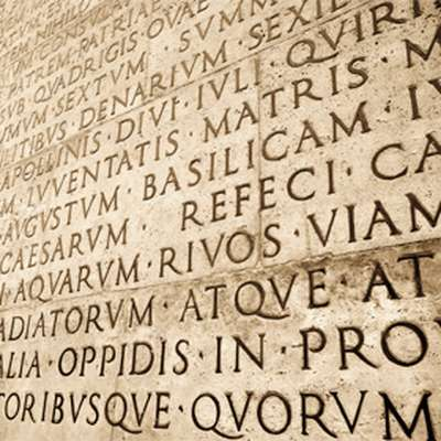 A2 Latin words list - Ovid and Caesar vocab