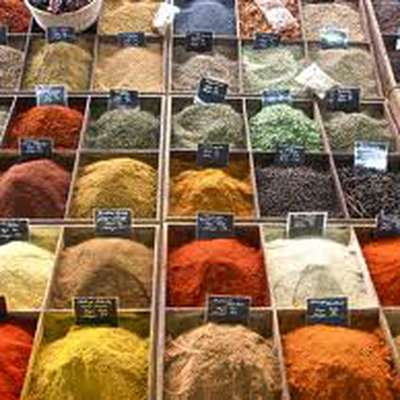 Identifying Culinary Spices