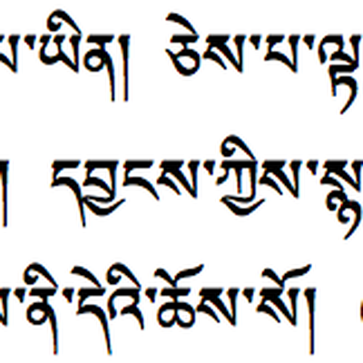 Basic Tibetan