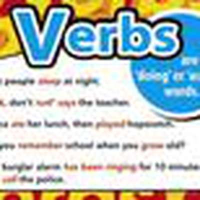 4 verbs - have, be, do, see, future