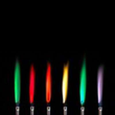 chemistry flame test lab Flame tests are a very easy way to distinguish between ionic metal salts  learning how to interpret their results is an important skill for chemistry.