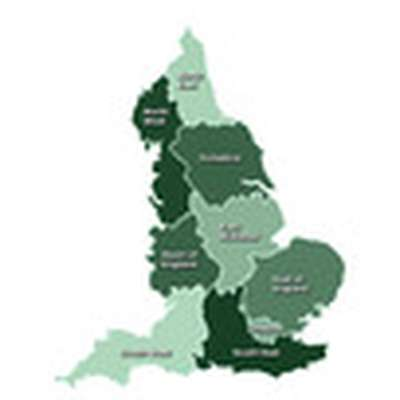 Map Of The Counties In England.Counties Of England Memrise