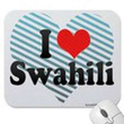Swahili cognates