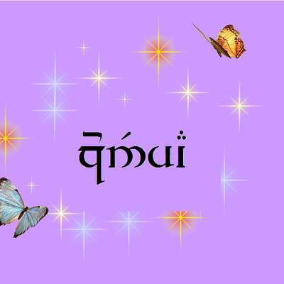 Some words in Elvish (Quenya)