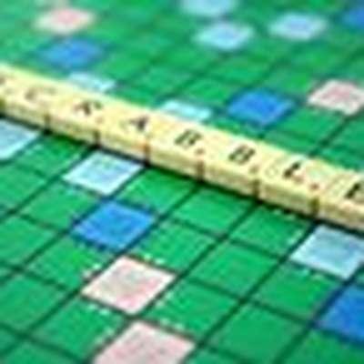 Scrabble 3-letter words