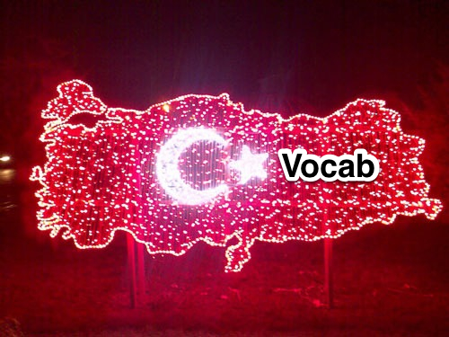 Hacking Turkish: Vocab Builder