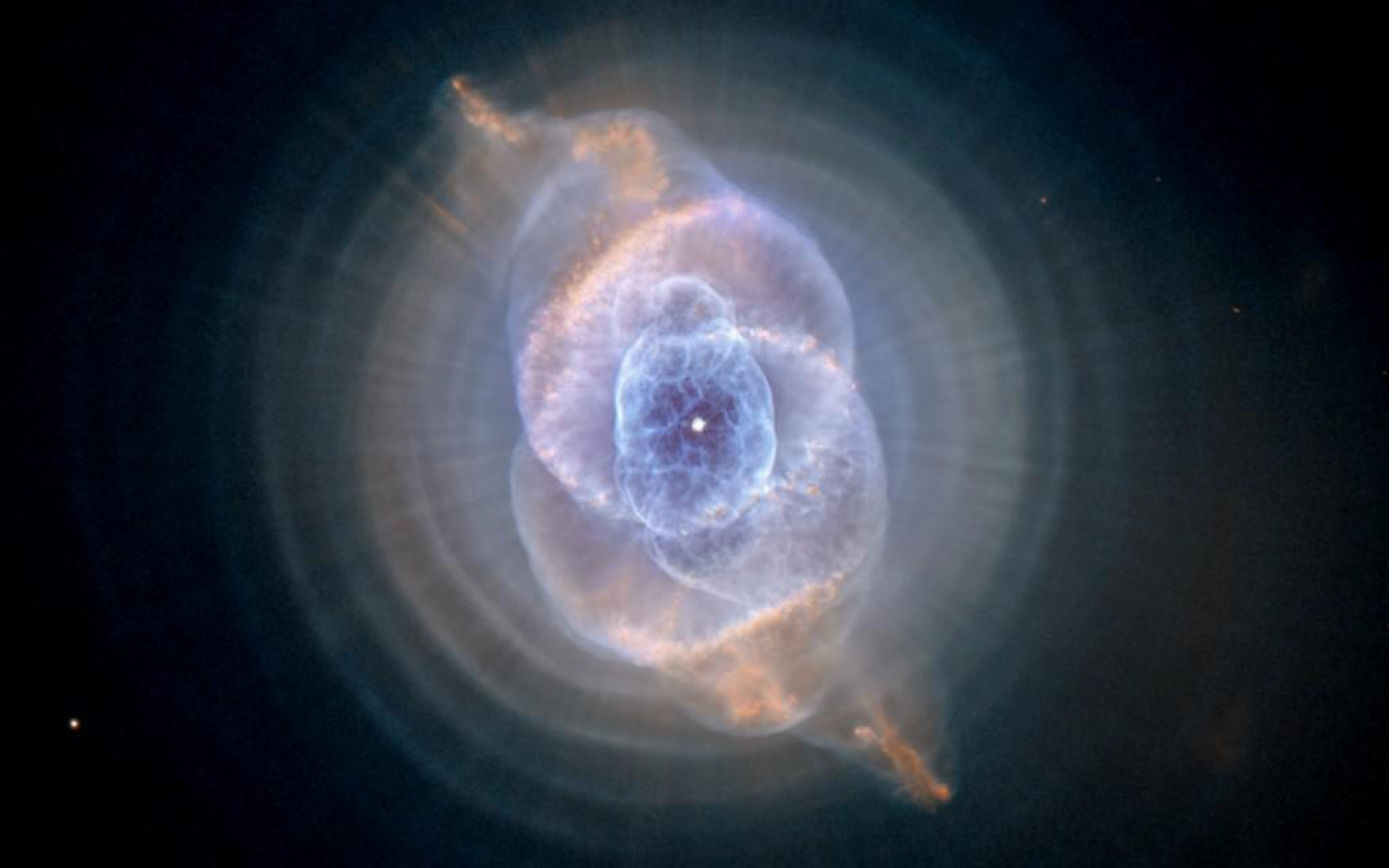 Cats Eye Nebula Wallpaper - Pics about space