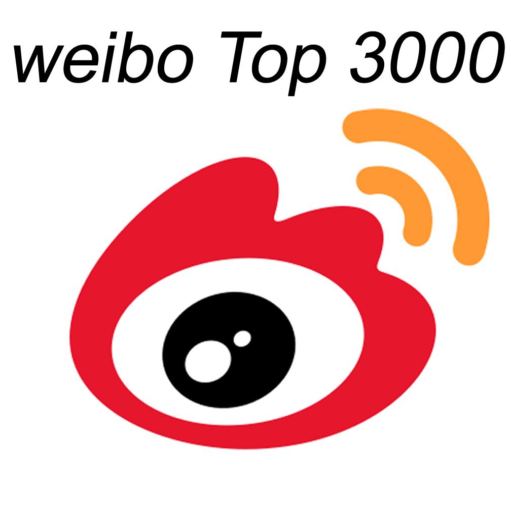 Sina Weibo Corpus
