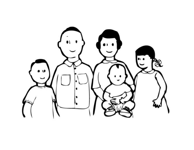 7 - 家族の写真 (Family Picture)