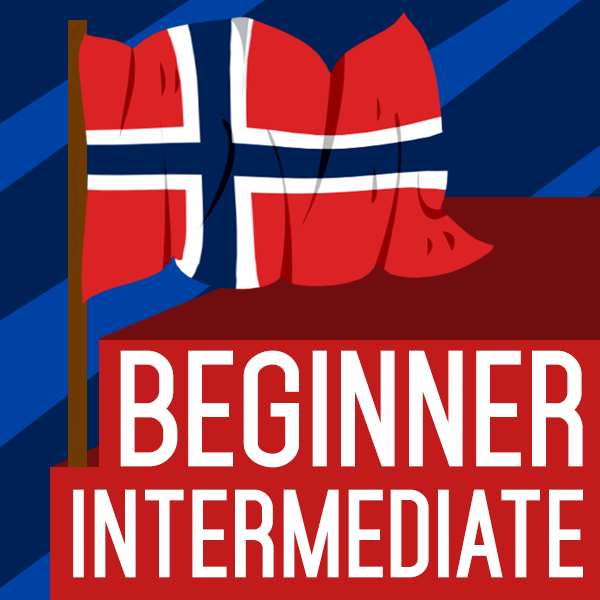 Norwegian - Beginner to Intermediate (No Typing)