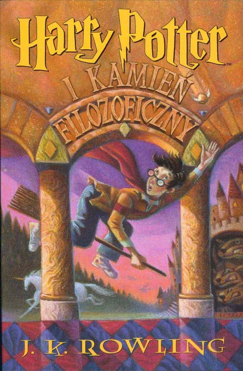 Harry Potter i kamień filozoficzny vocab