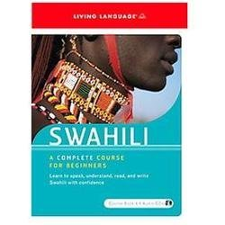 Living Language Swahili - Lesson 1