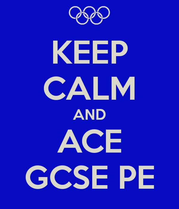 Edexcel GCSE PE
