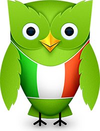 duolingo italian 1