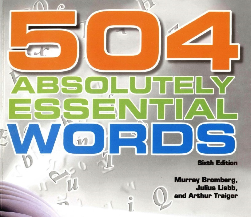 504 Absolutely Essential Words + تلفظ