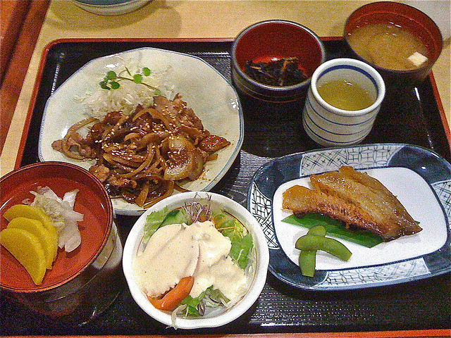 Japanese Food Vocabulary