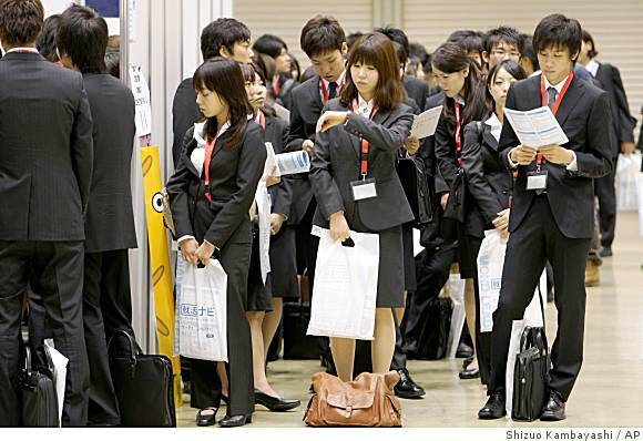 japanese job employment vocabulary