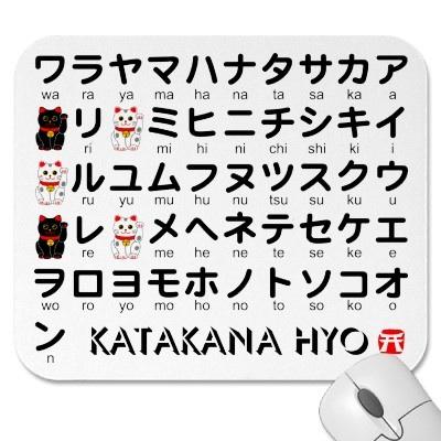 WHS Yr 10 Katakana (complete)