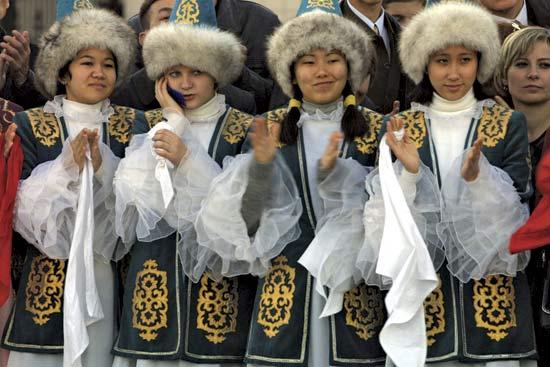Peace Corps Kazakh