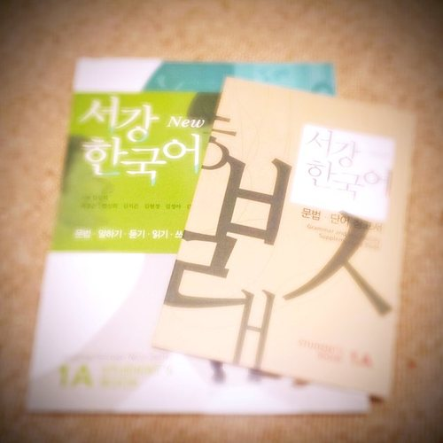 Sogang Korean New Series 1A Student's Book