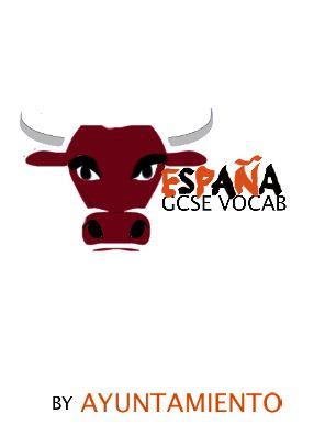 GCSE spanish edexcel vocab