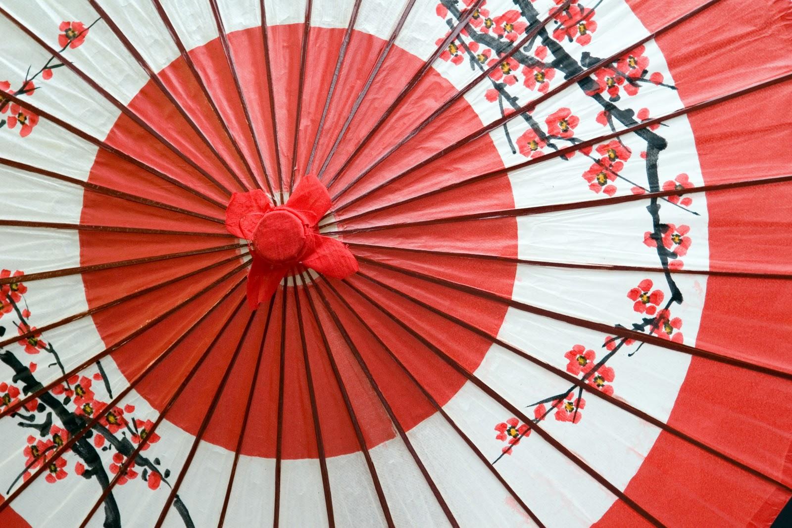 Japanese Lantern Wallpaper