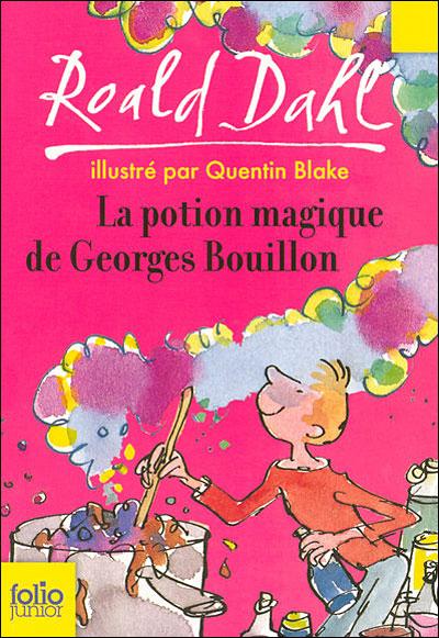 La potion magique de Georges Bouillon (Vocab)